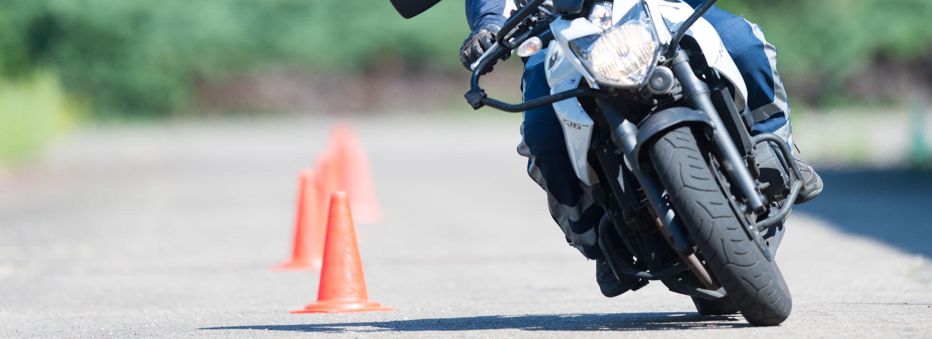Motorrijbewijspoint Goes motor rijvaardigheid
